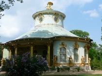 Chinese House, Sanssouci Palace, Potsdam