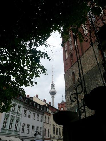 Nikolaiviertel & Fernsehturm