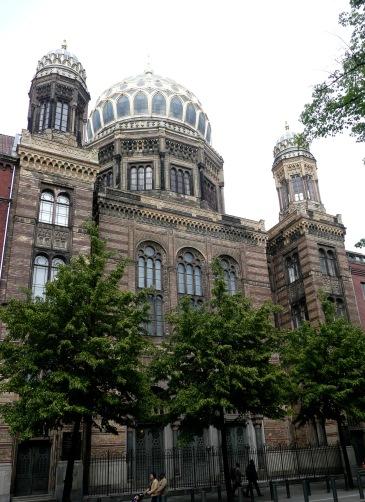 New Synagogue, Berlin