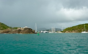 Fort Berkley & English Harbour