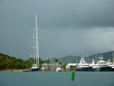 Nelsons Dockyard, English Harbour