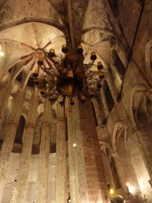 Basilica de Santa Maria del Pi, Placa del Pi