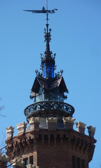 Rooftop Jardins Fontsere i Mestre, Parc de la Ciutadella