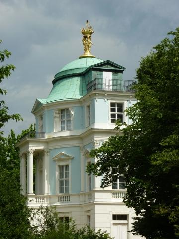 Belvedere Tea House, Schloss Charlottenburg