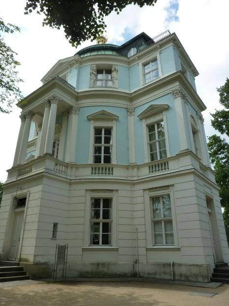 Belvedere Tea House Schloss Charlottenberg