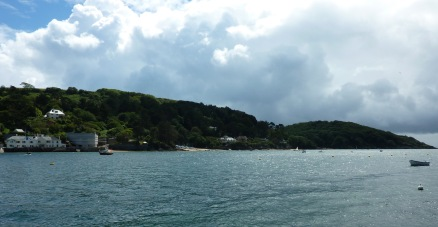 View from Salcombe to East Portsmouth beaches