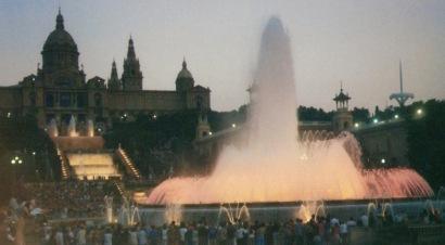 Magic Fountain of Montjuic