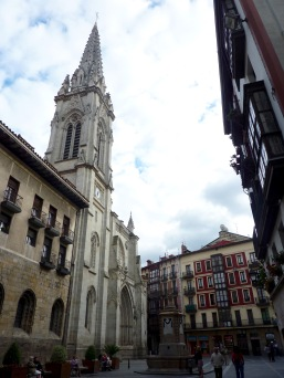 Church of Santiago, Bilbao Cathedral