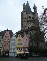 Gross Sankt Martin (Great St Martin Church) 13th c