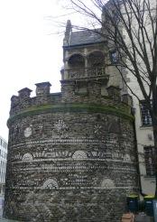 Old Roman Guard Tower