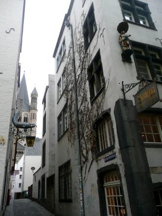 Auf dem Rothenberg & Gross Sankt Martin