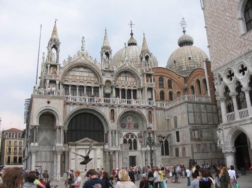 St. Mark's Basilica/ Piazza San Marco