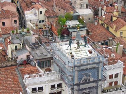 Torre dell'Orologio/ St. Mark's Clocktower