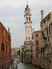 Leaning Tower of Greek Orthodox Church, San Giorgio dei Greci