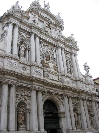 Chiesa di Santa Maria del Giglio/ St. Mary of the Lily
