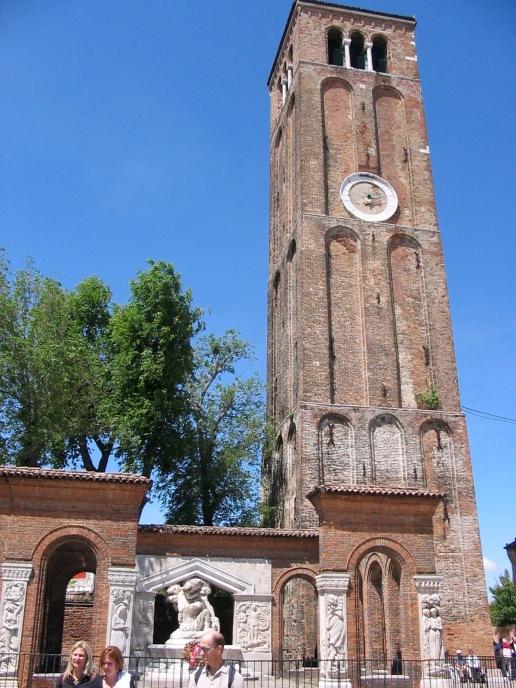 Church of Santa Maria e San Donato, Murano