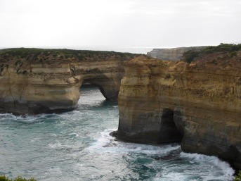 Island Archway near Loch Ard Gorge, Great Ocean Road