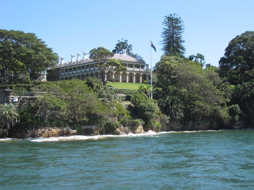 Kirribilli House, Sydney