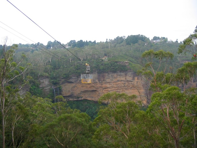 Scenic Skyway, Blue Mountains National Park