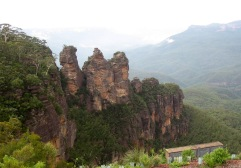 Three Sisters Rocks, Blue Mountains